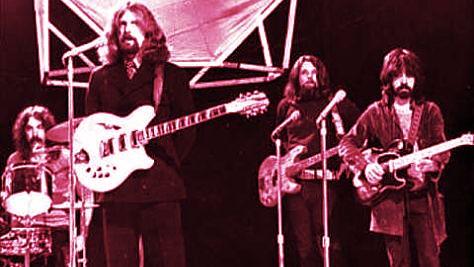 Rock: Vintage Byrds at the Fillmore West