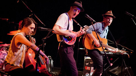 Indie: The Lumineers at SXSW, 2012