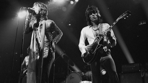 Rock: The Stones With Mick Taylor: Brussels 1973