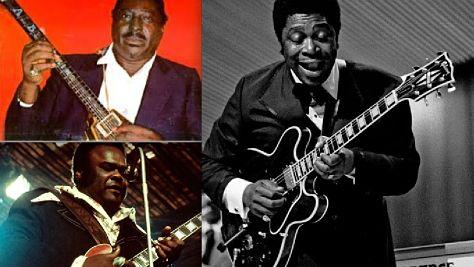 Blues: All Hail the Three Kings