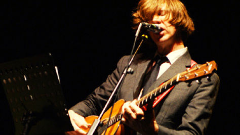 Rock: Thurston Moore Unplugged