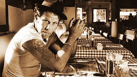 Rock: Tom Waits' Gin-Soaked Cool