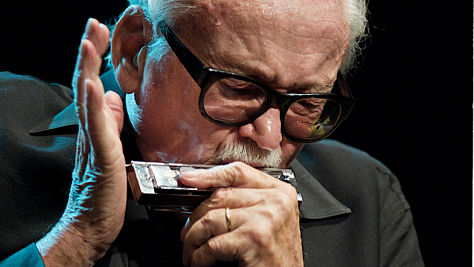 Jazz: Toots Thielemans in San Francisco