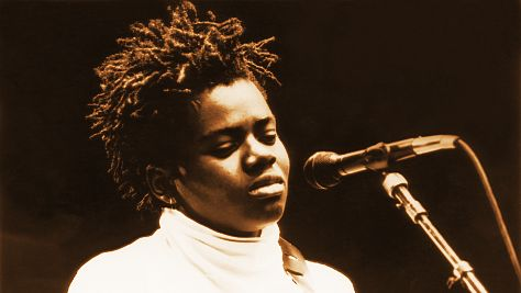 Folk & Bluegrass: Video: Tracy Chapman in Oakland, 1988