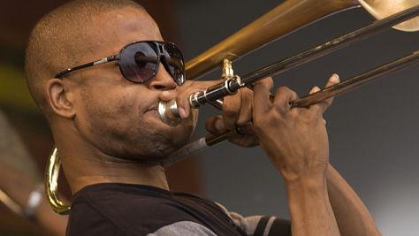 Rock: Trombone Shorty's Hybrid Funk