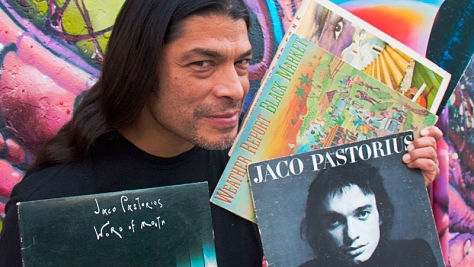 Interviews: Video: Robert Trujillo on 'JACO'