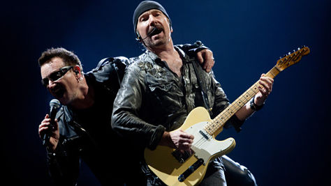 Rock: U2 on 'The Joshua Tree' Tour