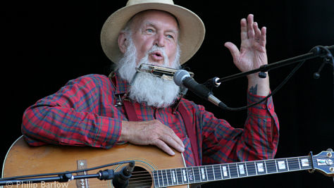 Folk & Bluegrass: U. Utah Phillips, Radical Raconteur