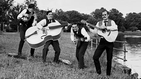 Folk & Bluegrass: Charles River Valley Boys Nor'East-Grass