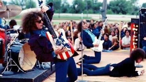 Rock: A Wayne Kramer Birthday Playlist