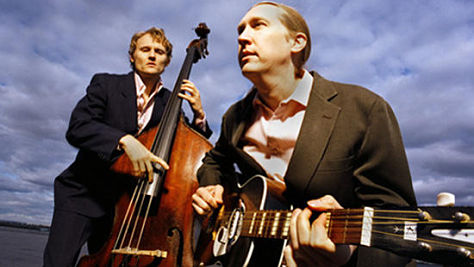 Folk & Bluegrass: The Wood Brothers' Engaging Americana