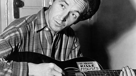 Featured: A Salute to Woody Guthrie