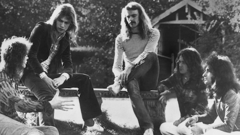 Rock: Yes at the Boston Garden, '74