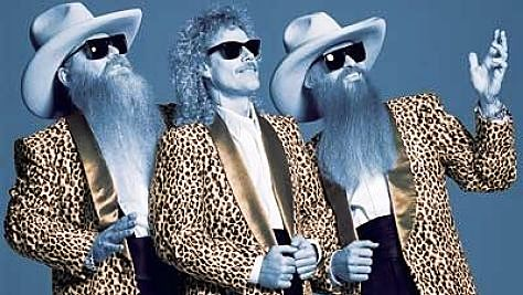 Rock: ZZ Top Lookin' for Some Tush