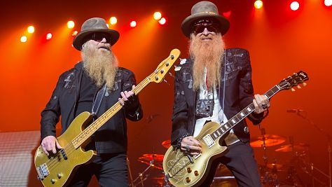 Rock: ZZ Top: The Lil' Ole Band From Texas