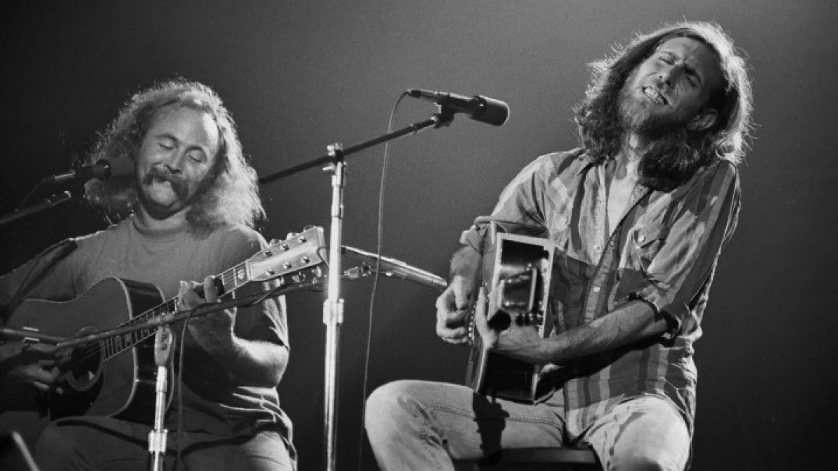Crosby, Stills & Nash - 10/04/1973