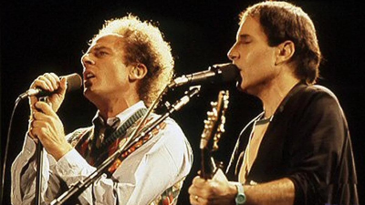 Simon & Garfunkel - 11/06/1993