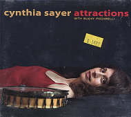 Cynthia Sayer CD