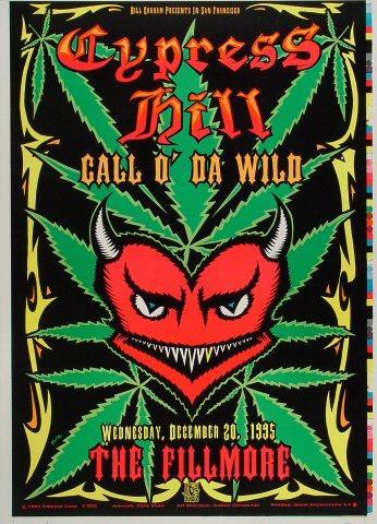Cypress Hill Proof