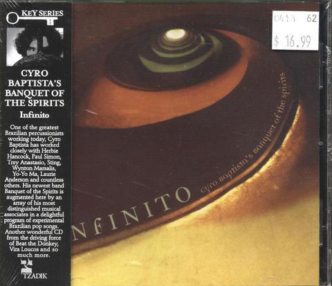 Cyro Baptista CD