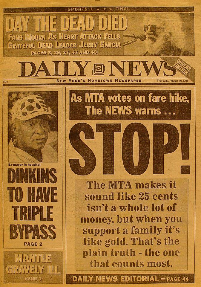 Daily News Vol. 77 No. 46