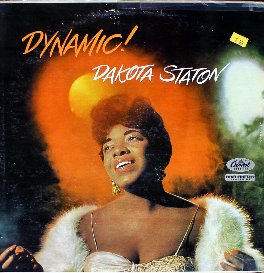 "Dakota Staton Vinyl 12"" (Used)"