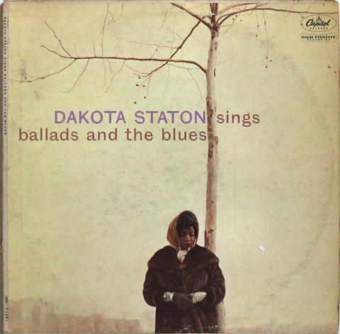 "Dakota Staton Vinyl 12"" (Used)"