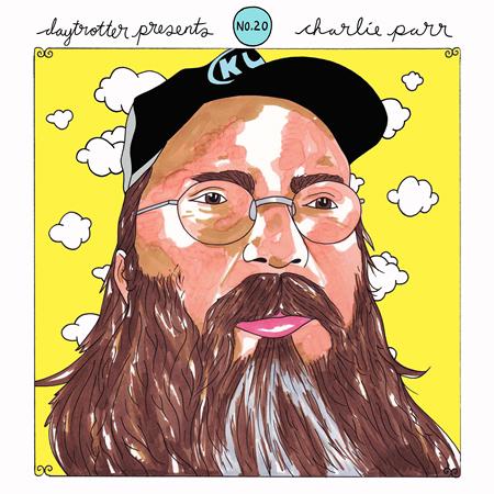 "Dale Watson / Charlie Parr Vinyl 12"" (New) reverse side"