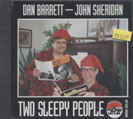 Dan Barrett and John Sheridan CD