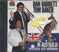 Dan Barrett & Tom Baker CD