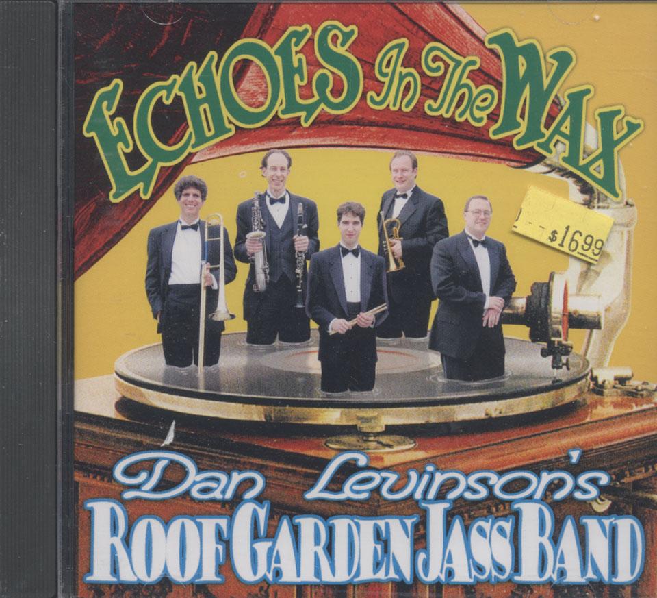 Dan Levinson's Roof Garden Jass Band CD