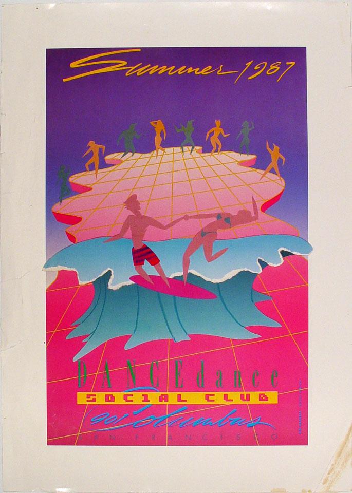 Dance Dance Poster