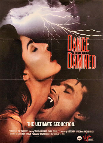 Dance of the Damned Poster