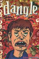 Dangle #4 Comic Book