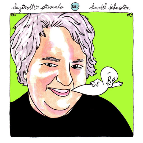 "Daniel Johnston / Into It. Over It. Vinyl 12"" (New)"