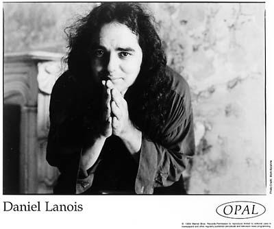 Daniel Lanois Promo Print