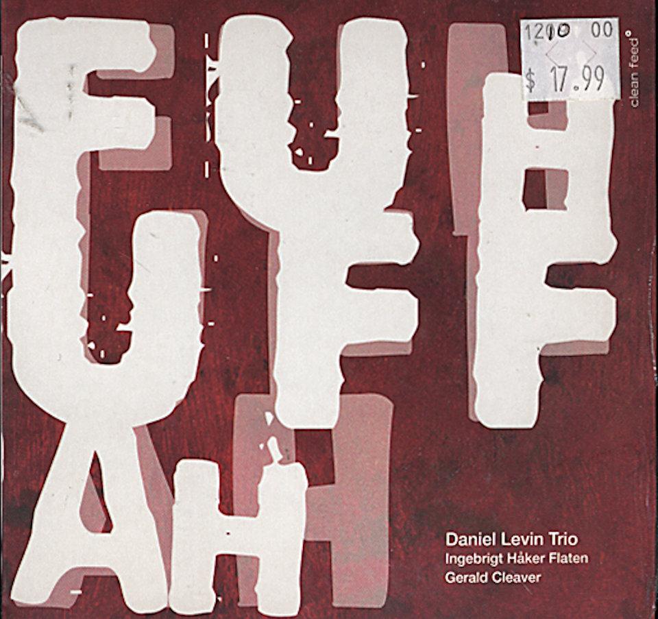 Daniel Levin Trio CD