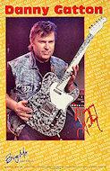 Danny Gatton Poster