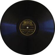 Danny Kaye & Andrews Sisters 78