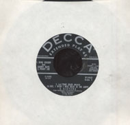 "Danny Kaye and the Skylarks Vinyl 7"" (Used)"