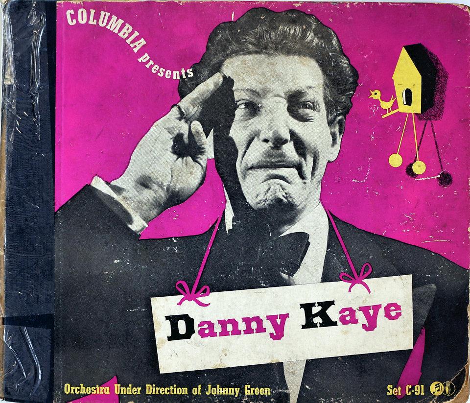 Danny Kaye 78