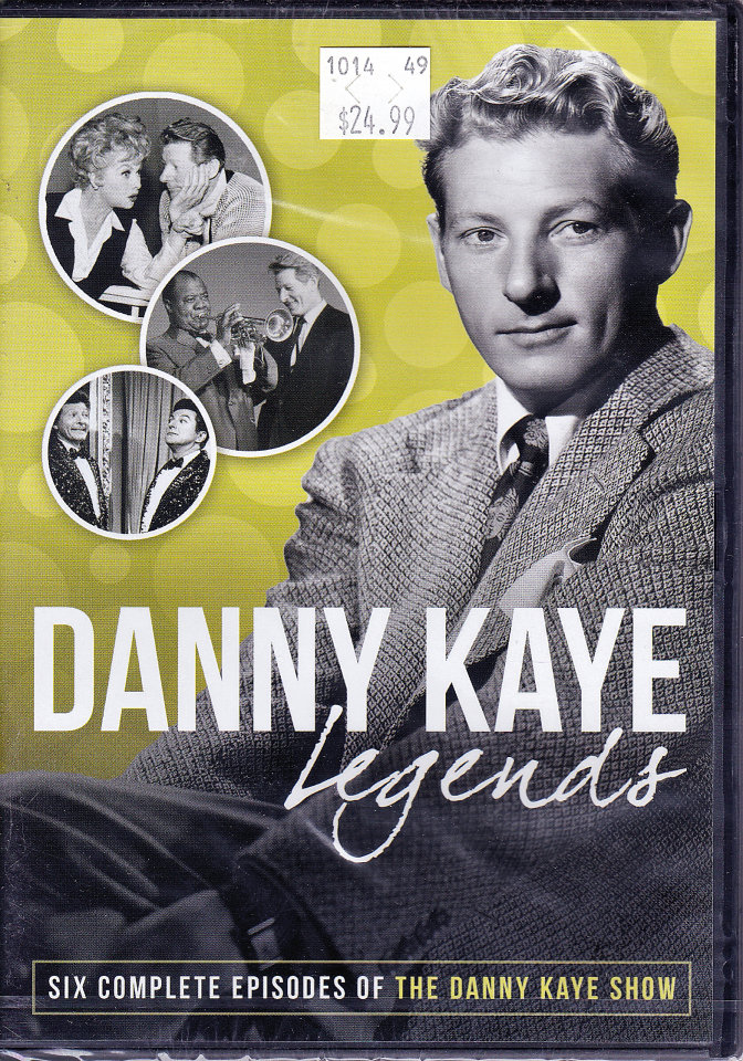 Danny Kaye DVD