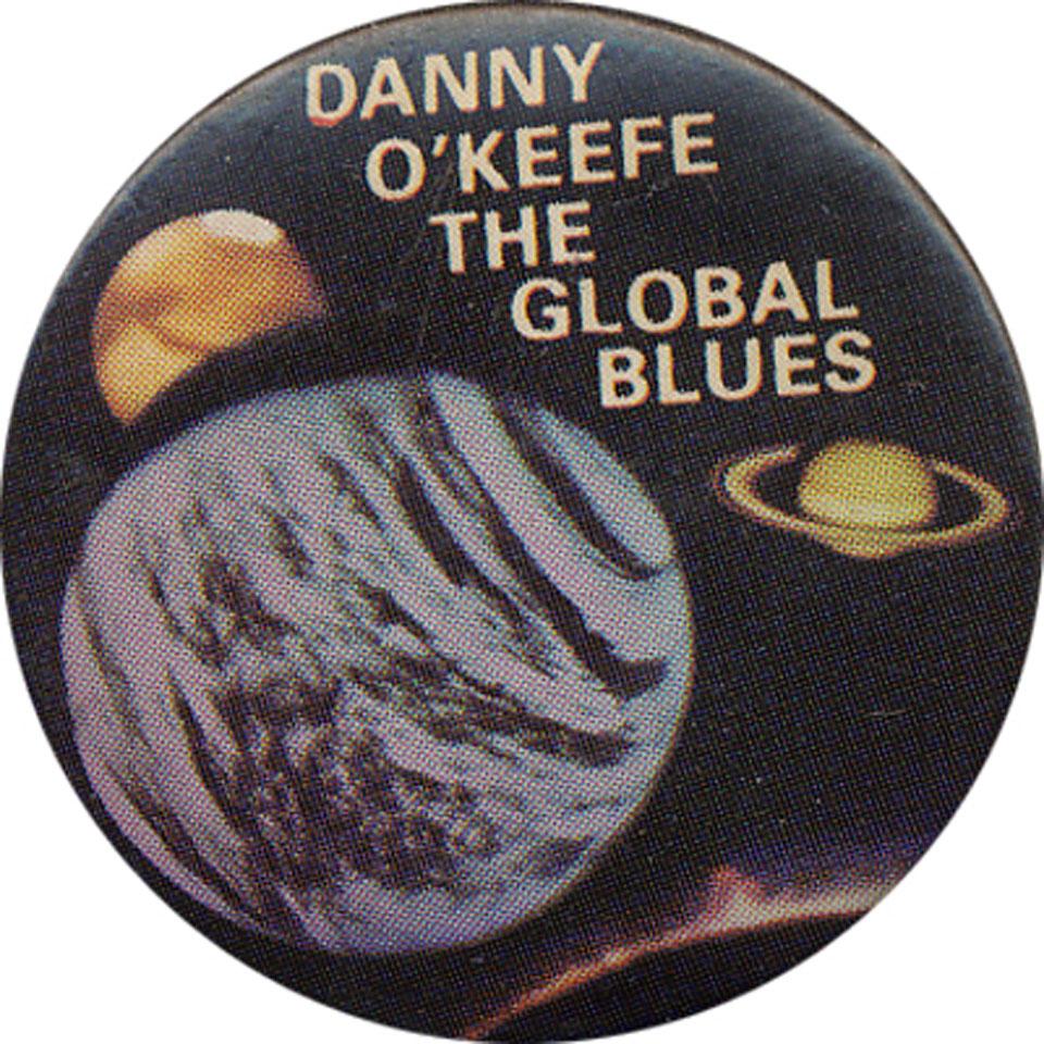 Danny O'Keefe Pin