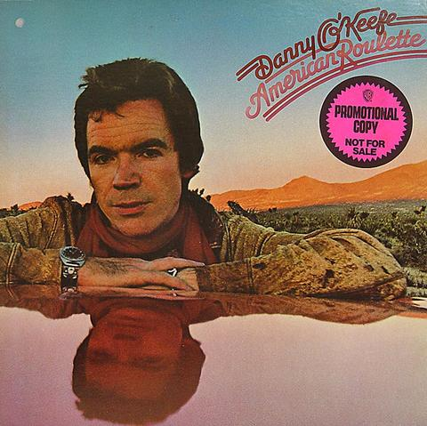 "Danny O'Keefe Vinyl 12"" (Used)"