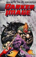 Darker Image Comic Book