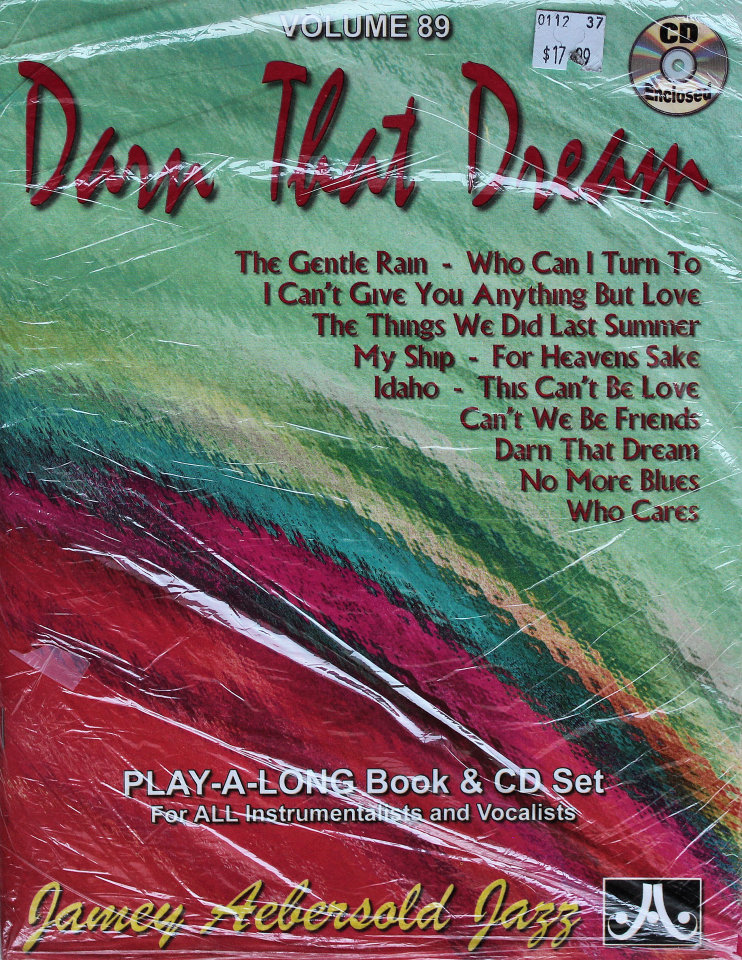 Darn That Dream Volume 89