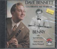 Dave Bennett CD