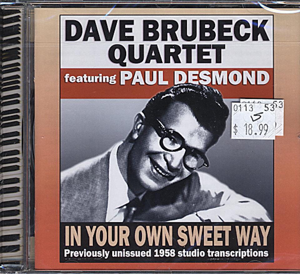 Dave Brubeck Quartet CD