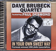 Dave Brubeck Quartet CD
