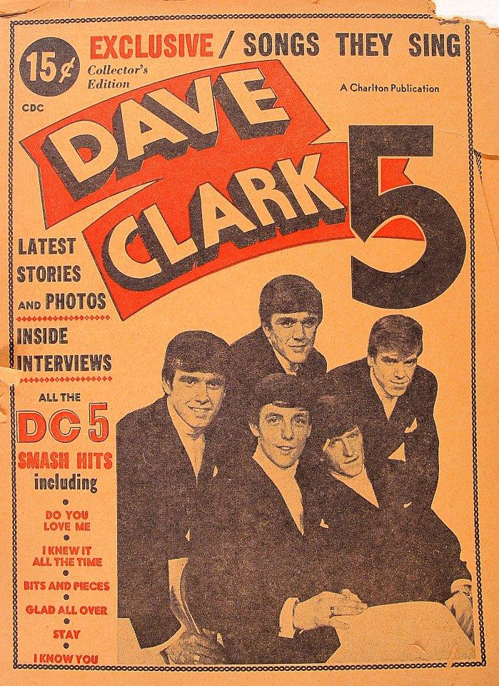 Dave Clark 5 Vol. 1 No. 1